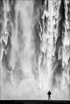 High Water - Skogafoss, Iceland