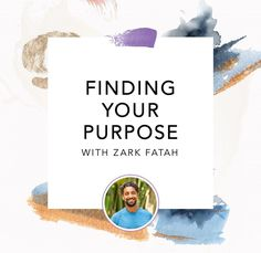 We are back tomorrow with a new episode! 👏👏 Zark Fatah is a life coach and the founder of The Alive Experience. The Alive Experience… Mind You, Finding Yourself, Mindfulness, Business, Life, Store, Business Illustration, Consciousness