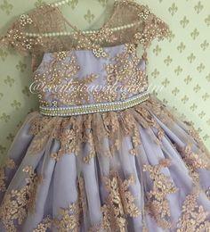Mais uma joia que vai para ✈️✈️✈️Salvador vestir uma linda princesa