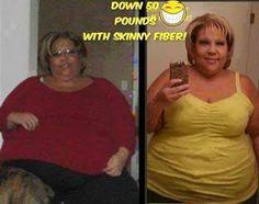 Skinny Fiber Results: Alena has lost 50 pounds with Skinny Fiber!
