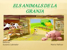 Unitat Didàctica dels animals de la granja