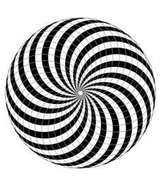 Op art by I am, we are Cool Optical Illusions, Art Optical, Letter Stencils, Stencil Art, Dazzle Camouflage, Green Moon, Ange Demon, Tangle Patterns, Illusion Art