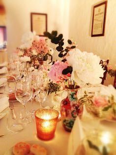 The table/Villa di Stomennano, Tuscany, Italy