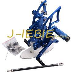 93.37$  Buy here - CNC Racing Rearset Adjustable Rear Sets Foot pegs Fit For Kawasaki NINJA EX300 300R 2013 2014 2015 BLUE  #bestbuy