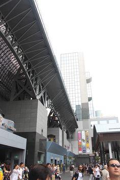 교토역(京都駅) & 교토타워 Kyoto Station & Kyoto Tower