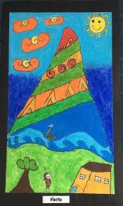 Image result for pepeha by kids Kids Education, Troll, Art Ideas, Kids Rugs, Rainbow, Language, Image, School, Maori