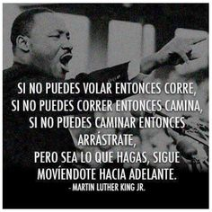 luchar - Martin Luther King JR