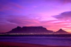 My mountain I see everyday!! I <3 CPT!