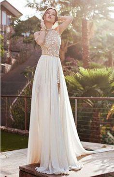 8 Robes de mariée d'été Branché