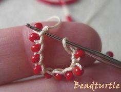 crochet rope  tutorial ✿Teresa Restegui http://www.pinterest.com/teretegui/✿