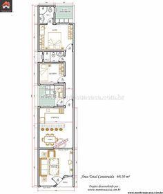 casas terreno 5x25 - Pesquisa Google