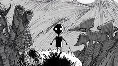 L'Enfant Qui Navait Pas De Coeur. An animation short movie i made with friends.