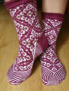 Amazing sock pattern!