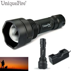 37.99$  Watch here - http://alibc9.shopchina.info/go.php?t=32788621699 - UniqueFire Rechargeable Lamp Torch 1505 4715S IR 850NM 3 Mode Zoom Focus T38 LED Flashlight (Fill Light in Night Vision)+Charger  #magazineonline