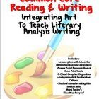 Engage your students in literary analysis writing by incorporating the creation of artwork.  This lesson, ideal for visual learners, meets numerous...