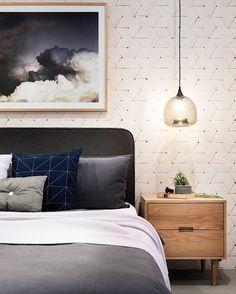 💤 Master Bedroom Bliss at our @b1homes Dayton display 💤