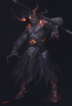 """Belial (Lord of the Fourth, Lord of Pain and Sufferings, Arch-Devil of Hell) (Hell) (Demon) Demon. High-Level Intelligence. Immortality. Divine Powers. Super strength, speed. Fire Control. Force Field. Blast Power. Immense magical powers. 7' 3"""" tall."""