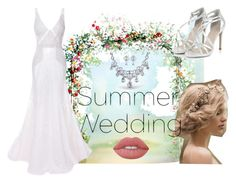 """""""summer wedding"""" by nerea-her on Polyvore featuring moda, Parlor y Lime Crime"""