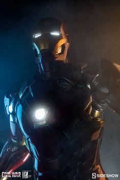 The Iron man a Marvel's Captain America: Civil War and Tony Stark. Marvel Art, Marvel Heroes, Marvel Characters, Marvel Avengers, Iron Man Photos, Mundo Marvel, Iron Man Art, Iron Man Wallpaper, Iron Man Avengers