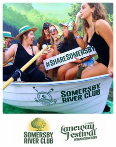 #ShareSomersby committed to their theme. Bravo, Laneway Festival!  photo booth, gif booth, events marketing, field marketing, experiential marketing, brand activations