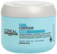 L'oreal Serie Expert Curl Contour Masque Professional for Unisex, 6.7 Ounce -- This is an Amazon Affiliate link. For more information, visit image link.