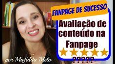 FAN PAGE DE SUCESSO - Como inserir avaliação de conteúdo na sua Fan page