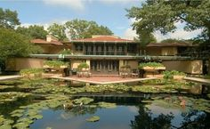 Frank Lloyd Wright's Avery Coonley House knocks another $100k off its price - Curbed Chicagoclockmenumore-arrow : The large Prairie Style home has struggled to find a buyer after a number of years on the market