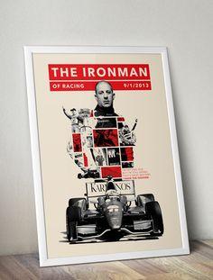 The Ironman of Racing