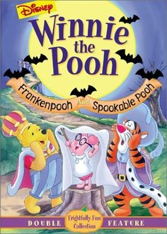 Winnie the Pooh - Frankenpooh and Spookable Pooh DVD ~ Jerome Beidler, http://www.amazon.com/dp/B000068MBO/ref=cm_sw_r_pi_dp_wTxBsb1ZP6SAJ