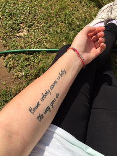 One Direction inspired tattoo