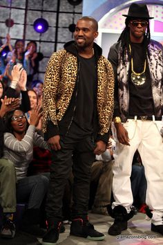 Love this 2011 item: Kanye West - #Givenchy Leopard #Bomber