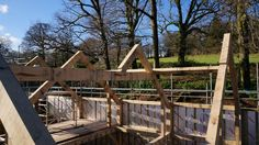 A bespoke frame from EOB being raised