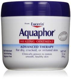 Aquaphor Healing Ointment Dry, Cracked and Irritated Skin Protectant, 14 oz Jar Aquaphor http://www.amazon.com/dp/B006IB5T4W/ref=cm_sw_r_pi_dp_Vh2Ttb058QMJ8DQQ