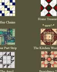 1200+ Free Quilt Blocks