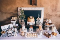 Holiday Dessert Table by B Sweet Designs