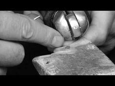 burnish setting  - gypsy or flush-setting - : set a diamond