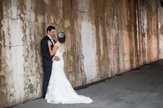Chicago bride and groom by Ben Elsass Photography