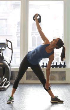 Best Kettle Bell Workout Moves - Uplift Studios in New York Shares Kettle Bell Exercise Tips