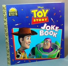 Toy Story Pre-School Joke Book