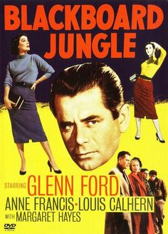 Blackboard Jungle (1955) Full Movie Streaming HD