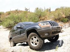 Budget upgrades for Jeep Grand Cherokee 1999-2004