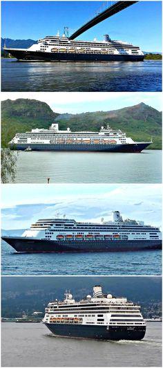 Alaska Cruise on the ms Zaandam, Holland America Line