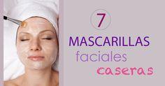 Aprende a hacer mascarillas caseras http://comocombinar.com/aprende-a-hacer-mascarillas-faciales-caseras/