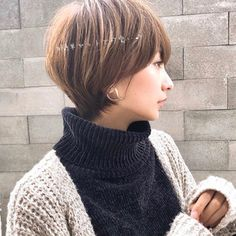 Japanese Haircut, Bob With Fringe, Girl Short Hair, Boyish, Grey Hair, Short Cuts, Cut And Style, Hair Designs, Girl Hairstyles