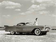 Cadillac El Camino Concept (1954)
