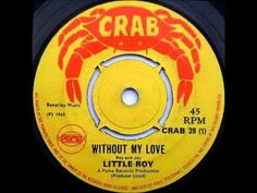 without my love by little roy Home Theater Sound System, Home Theatre Sound, Without Me, Reggae, Collars, Lovers, Rock, Studio, Music