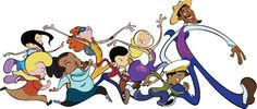 Two creative kingpins  TV producer Tom Lynch and musician André 3000 Benjamin have joined forces to collaborate on genre-stretching project Class of 3000. All Class of 3000 images © &  2006 Cartoon Ne