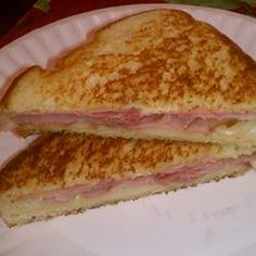 Christy's Awesome Hot Ham and Cheese Allrecipes.com