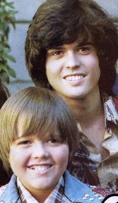 Donny and Jimmy Osmond