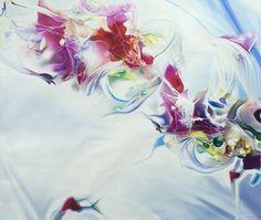 Dasha Kudinova oil painting
